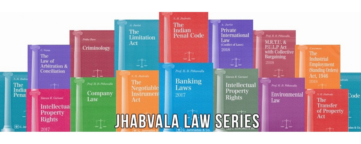 Jhabwala Law Series by C. Jamnadas & Co.