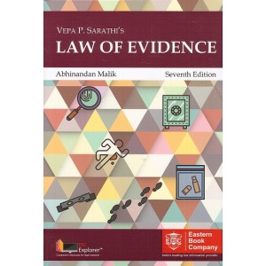 Eastern Book Company's Law Of Evidence For B.S.L & L.L.B by Vepa P. Sarathi