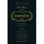 B. B. Mitra's Limitation Act, 1963 by Sukumar Ray - Eastern Law House, Kolkata