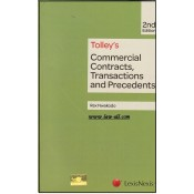 LexisNexis Tolley's Commercial Contracts, Transactions and Precedents by Rex Nwakodo