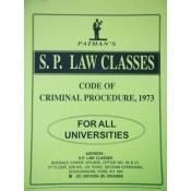 S. P. Law Classes Notes on Code of Criminal Procedure, 1973 (Cr.P.C) by Prof. A. U. Pathan Sir