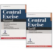 Taxmann's Central Excise (2 Vols)