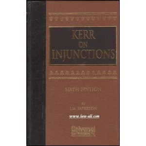 Universal's Kerr on Injunctions [HB] | J. M. Paterson, William Williason Kerr