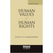 Universal's Human Values & Human Rights by Justice D. M. Dharmadhikari