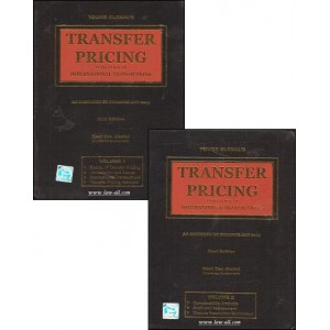 Young Global's Transfer Pricing in Relation to International Transactions as per Finance Act, 2015 by CA. Hari Om Jindal (2 HB Vols)