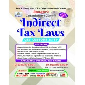 Bangar's Indirect Tax Laws (IDT-GST, Customs & FTP) for CA Final May 2021 Exam [New & Old Syllabus] by Aadhya Prakashan
