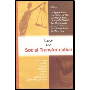 Law & Social Transformation by Dr. Vijay Chitnis , Aarti & Company