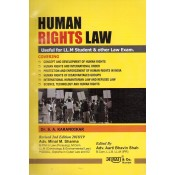 Aarti & Company's Human Rights Law for LL.M by Dr. S. A. Karandikar, Adv. Minal M. Sharma