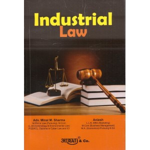 Aarti & Company's Industrial Law for BMS by Adv. Minal M. Sharma, Aniesh