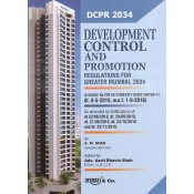 Aarti & Company's Development Control and Promotion Regulations for Greater Mumbai, 2034 By A. M. Shah | DCPR 2034