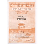 Shriniketan's Notes on Logic I For BLS Students [Diglot Edition] by Aarti & Company