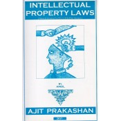 Ajit Prakashan's Intellectual Property Laws [IPR] Notes for BSL & LL.B by Adv. Sudhir J. Birje