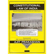 Ajit Prakashan's Constitutional Law Notes For B.S.L & LL.B