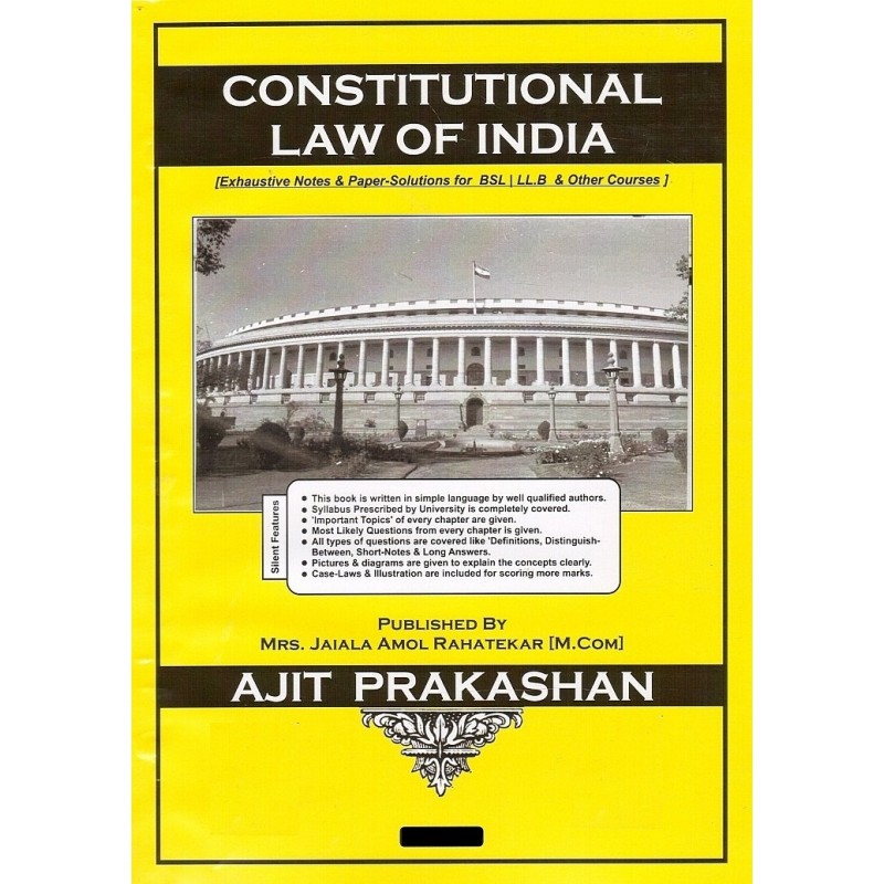 constitutional law week 3 notes Week 2: identifying and finding sources of law section 5: constitutional law  constitution of the united states article i march 4, 1789 section.