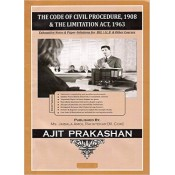 Ajit Prakashan's Code of Civil Procedure, 1908 & The Limitation Act, 1963 (CPC) Notes For B.S.L & LL.B by Adv. Sudhir J. Birje