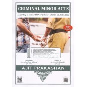 Ajit Prakashan's Criminal Minor Acts for BA. LL.B & LL.B [New Syllabus] by Mr. Amol Ajit Rahatekar