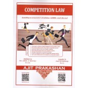 Ajit Prakashan's Competition Law for LL.B & BA. LLB Students [New Syllabus] by Mr. Amol Rahatekar