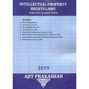 Ajit Prakashan's Intellectual Property Rights Laws (IPR: Bare Acts with Short Notes)