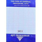Ajit Prakashan's The Code of Criminal Procedure, 1973 (Crpc: Bare Acts with Short Notes)