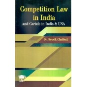 Competition Law in India & Cartels in India & USA by Dr. Souvik Chattergy For BSL & LL.B , Allahabad Law Agency
