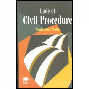 Allahabad Law Agency's Code of Civil Procedure [C.P.C]  For B.S.L & L.L.B by Shailender Malik
