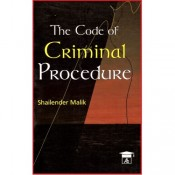 Allahabad Law Agency's The Code of Criminal Procedure (Cr.P.C) For B.S.L & L.L.B by Shailender Malik