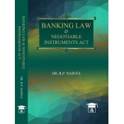 Allahabad Law Agency's Banking Law & Negotiable Instruments Act by Dr. B.R.Sharma & Dr. R.P.Sharma