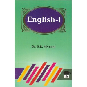 Allahabad Law Agency's English - I for BSL | LL.B Students by Dr. S. R. Myneni