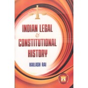 Allahabad Law Agency's Indian Legal & Constitutional History By Kailash Rai