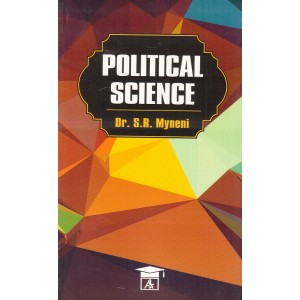 Allahabad Law Agency's Political Science For Law Students by Dr. S. R. Myneni