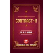 Contract II by Dr. R. K. Bangia for BSL & LLB | Allahabad Law Agency