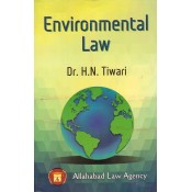 Allahabad Law Agency's Environmental Law for B.S.L & LL.B Students by Dr. H. N. Tiwari
