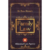 Allahabad Law Agency's Family Law by Dr. Paras Diwan