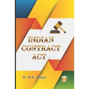 Allahabad Law Agency's Indian Contract Act by R. K. Bangia