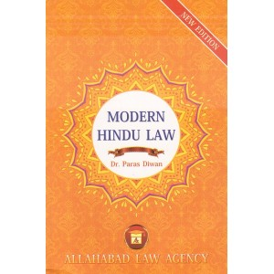 Modern Hindu Law by Dr. Paras Diwan for BSl & LLB | Allahabad Law Agency