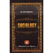 Allahabad Law Agency's Sociology for Law Students by Dr. S. R. Myneni