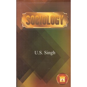 Allahabad Law Agency's Handbook On Pre - Law Ist Year Sociology by U. S. Singh