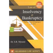 Allahabad Law Agency's Law of Insolvency & Bankruptcy Code 2016 by Dr. S. R. Myneni