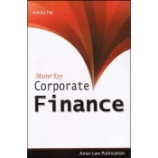 Amar Law Publication's Master Key Corporate Finance for LL.B & LL.M by Ankita Pal