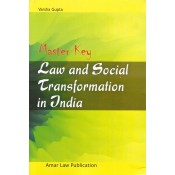 Amar Law Publication's Master Key to Law and Social Transformation in India by Varsha Gupta