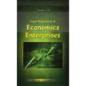 Amar Law Publication's Legal Regulations of Economic Enterprises (Business Law) by Adv. Aprajita Bhargav & Adv. Pritesh Kumar Pal