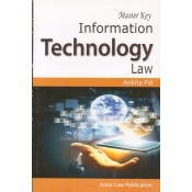 Amar Law Publication's Master Key Information Technology Law (IT) for LL.B & BA. LLB by Ankita Pal