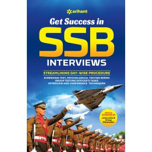 Arihant's Get Success in SSB Interviews