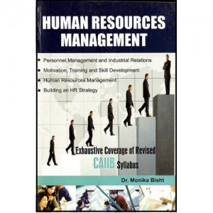 Arvind Vivek Prakashan's Human Resource Management [HRM] for CAIIB by Dr. Monika Bisht