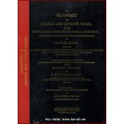 H H Wilson's Glossary of Judicial & Revenue Terms by Asia Law House