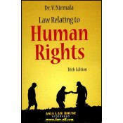 Asia Law House's Law Relating to Human Rights (HR) by Dr. V. Nirmala