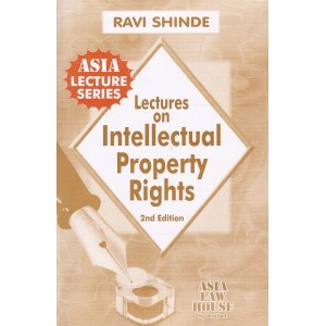 Asia Law House's Lectures on Intellectual Property Rights [IPR] by Ravi Shinde for BSL & LL.B Students