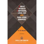 Myneni's Public Interest Lawyering Legal Aid & Para Legal Services For LLB / BL By Asia Law House
