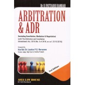 Asia Law House's Arbitration & ADR Including Conciliation, Mediation & Negotiation For BSL & LLB by Dr. U. Pattabhi Ramiah