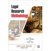 Asia law House's Legal Research Methodology by Dr. T. Padma & K. P. C. Rao